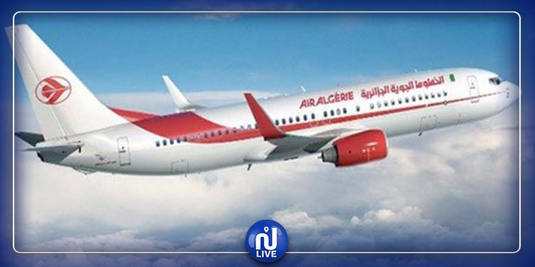 Coronavirus : Air Algérie suspend certains de ses vols vers la France