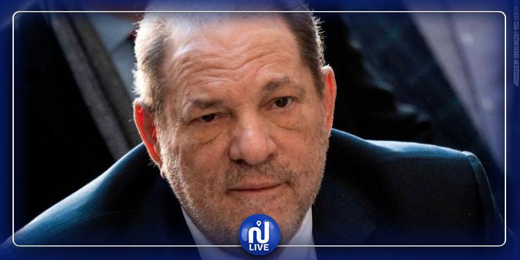 Harvey Weinstein condamné à 23 ans de prison pour viol et agression sexuelle