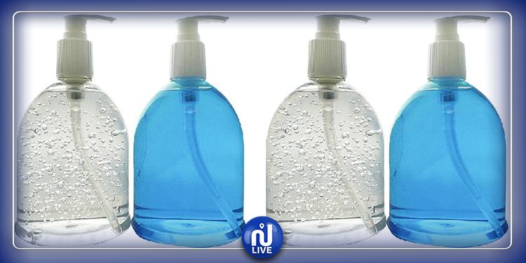 Coronavirus : préparez votre propre désinfectant à la maison !