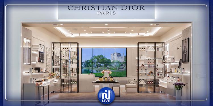 Christian Dior se reconvertit et confectionne des masques
