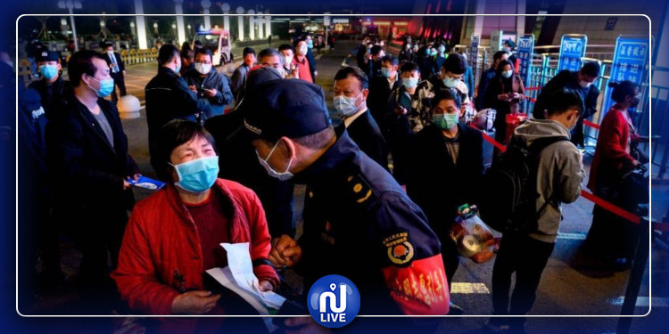Wuhan l'épicentre du Covid-19 se libère et respire…enfin