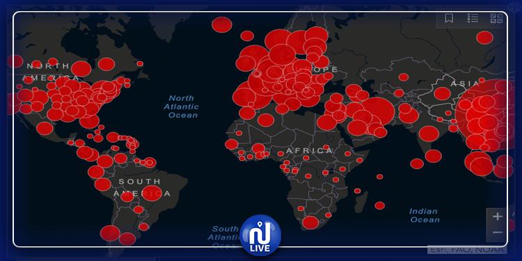 Mises à jour sur le coronavirus: plus de 939 000 cas dans le monde