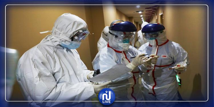 Covid-19:  don chinois de blouses médicales aux hôpitaux militaires tunisiens