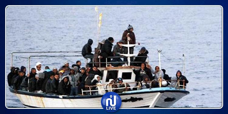 القبض على 42 شخصا بصدد اجتياز الحدود البحرية
