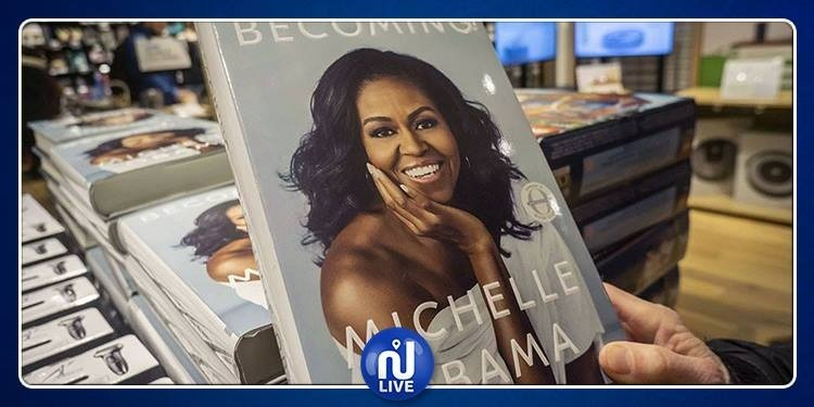 ''Becoming'' de Michelle Obama bat des records