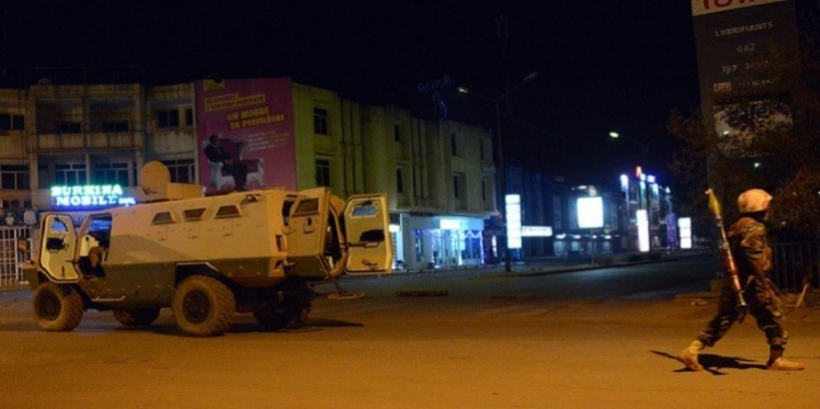 بوركينا فاسو: تحرير 126 رهينة من فندق وسط العاصمة