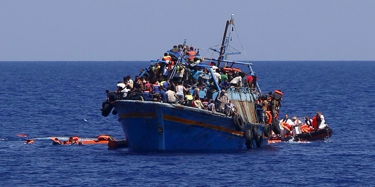 ليبيا: إنقاذ 168 مهاجرًا غير شرعي قبالة شواطئ طرابلس