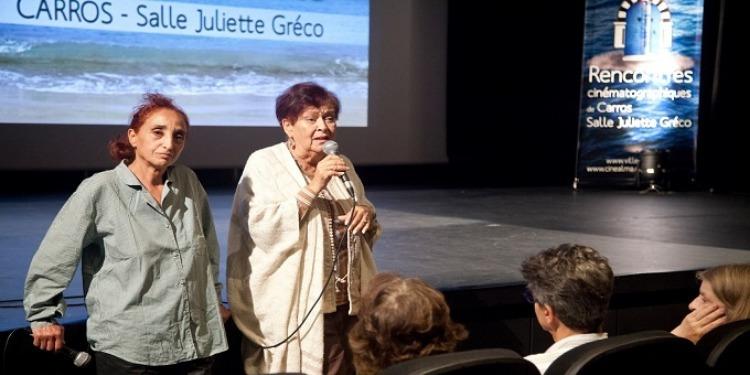 Salma Baccar remporte le grand prix du Festival de Carros