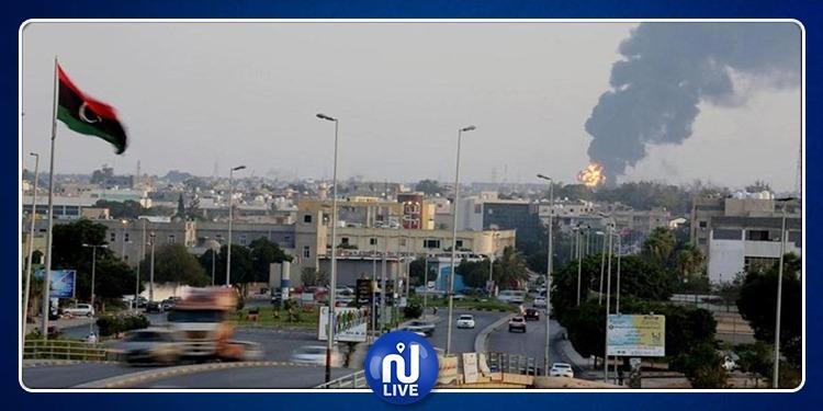 منظمة الصحة العالمية: 121 قتيلا على الأقل حصيلة اشتباكات طرابلس