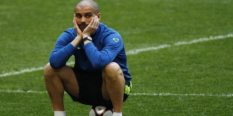بعد الخسارة أمام ليفربول: غوارديولا متهم بسوء التصرف