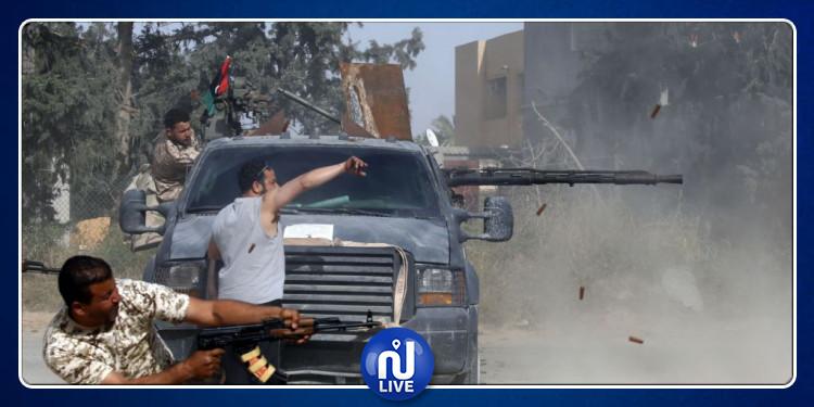 منظمة الصحة العالمية: 454 قتيلا في اشتباكات طرابلس