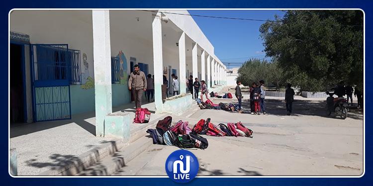 بوحجلة: توقف الدروس بكافة المدارس تنديدا بتكرار الاعتداءات علي المربين
