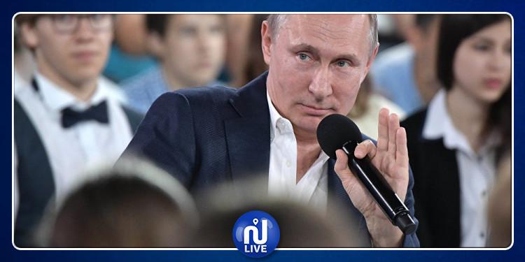 بوتين ينجب توأما من صديقته البطلة الأولمبية