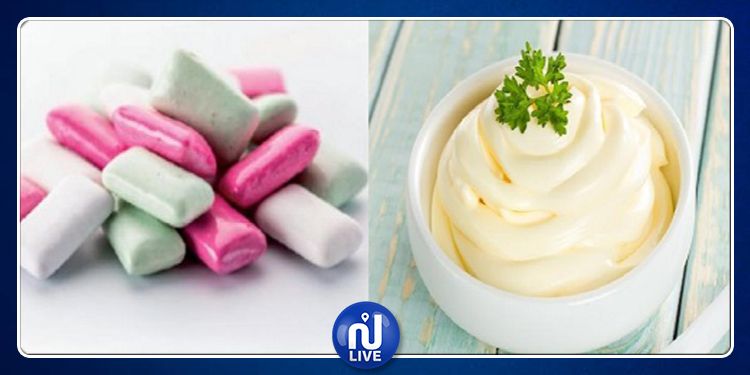 دراسة.. مادة خطيرة في 'العلكة' و'المايونيز' تسبب السرطان !