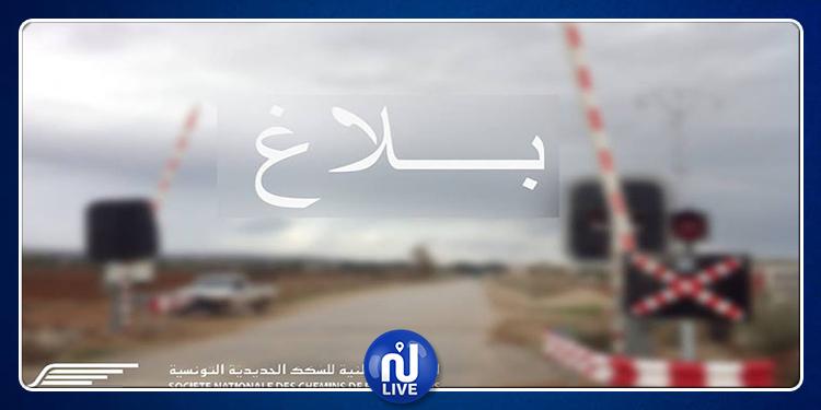 الشيمينو تحذر من تعطل الحواجز الآلية لبعض تقاطعات السكة بالعاصمة