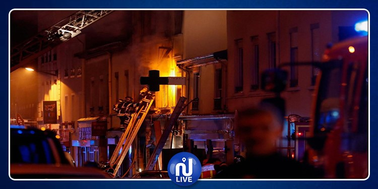 انفجار يهز مدينة ليون الفرنسية
