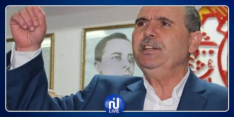 الطبوبي: سنطلب نزع صفة نائب عن عماد الدايمي اذا ثبت عكس اتهاماته للنقابيين بالفساد