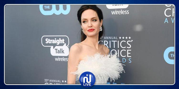 أنجلينا جولي ضمن قائمة أسوأ ممثلي هوليوود !
