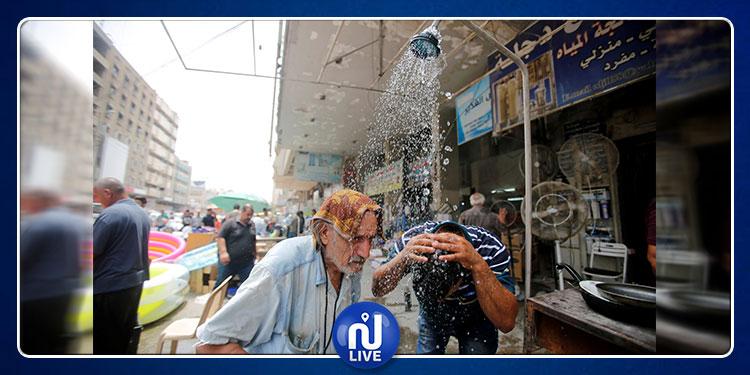 مدينة عربيتان تسجلان أعلى درجات حرارة في العالم