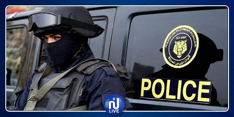 مصر: مقتل 7 عناصر من الشرطة في هجوم إرهابي شمال سيناء