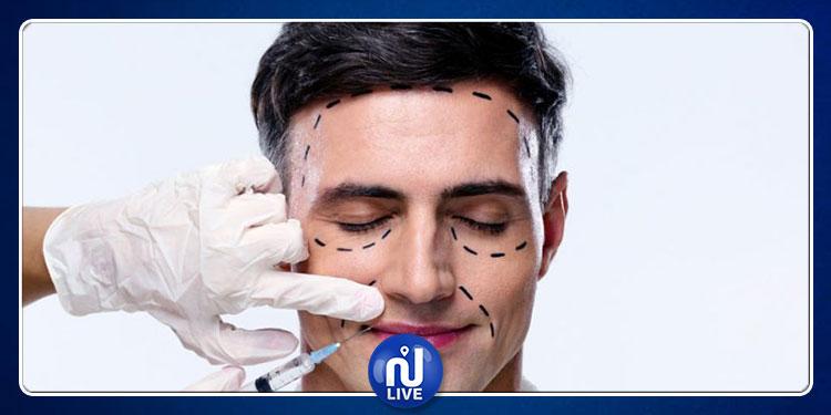 الرجال ينفقون آلاف الدولارات على عمليات التجميل لجلب إهتمام الطرف المقابل
