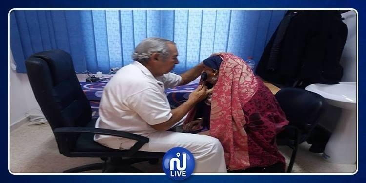 سيدي بوزيد: قافلة صحية لفائدة سكان منطقة مغيلة