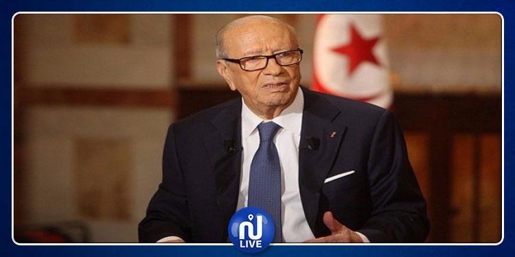 حافظ قايد السبسي: 'رئيس الجمهوريةلم يعد في خطر وقد يغادر المستشفى مطلع الأسبوع'