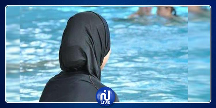 'البوركيني'  يتسبب في غلق حمامي سباحة  في فرنسا