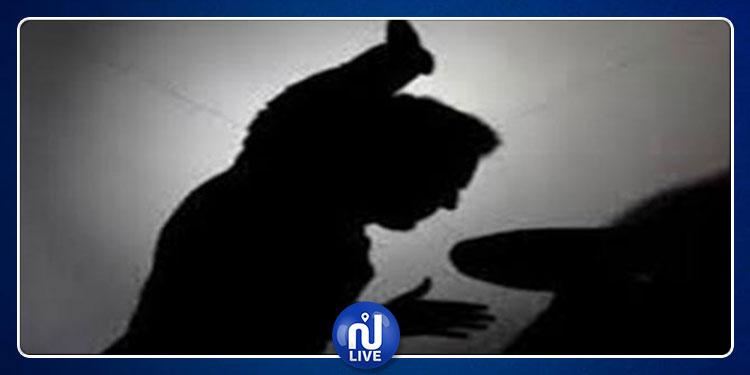 طبلبة: القبض على شخص إعتدى بالعنف الشديد على والدته