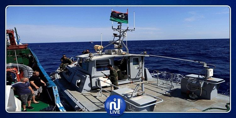 البحرية الليبية تنفذ 199 مهاجرا..من هذه الجنسيات