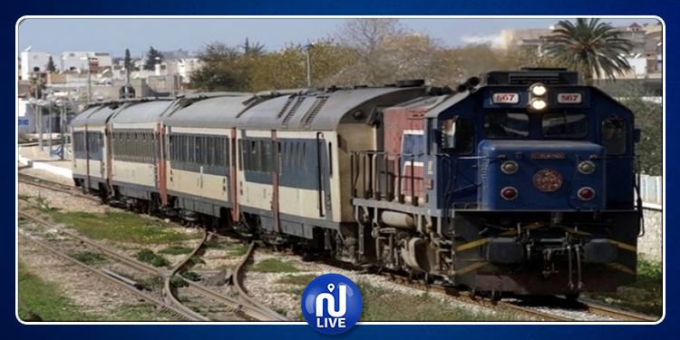 قفصة: توقف حركة قطار المسافرين ونقل الفسفاط جرّاء عطب