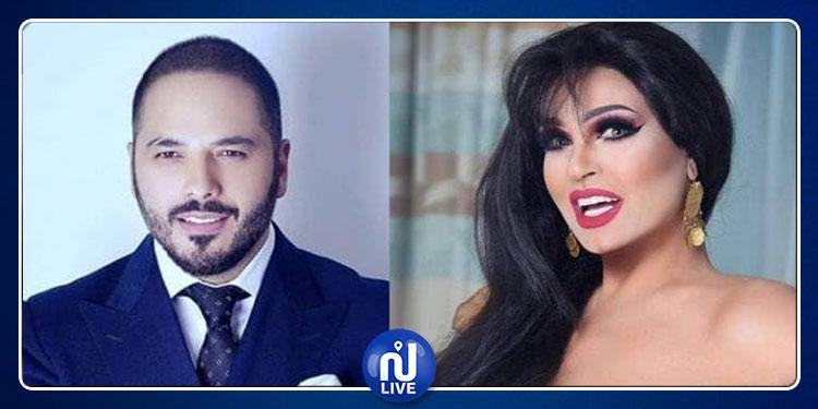 فيفي عبده بطلة كليب رامي عياش الجديد (فيديو)