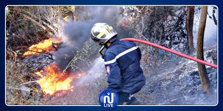 إطفاء 109 حريقا في يوم واحد