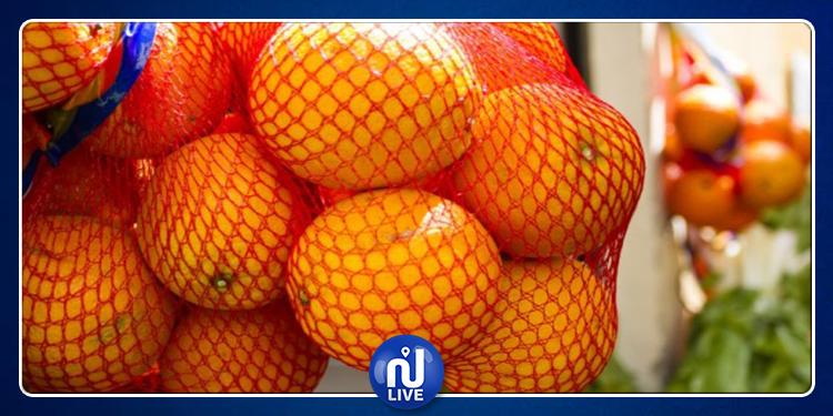 لماذا يباع البرتقال في أكياس شبكية حمراء اللون؟