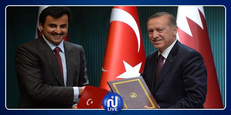 موقع ''المونيتور'' الأمريكي: انسحاب المستثمرين القطريين  يعمّق الأزمة التركية