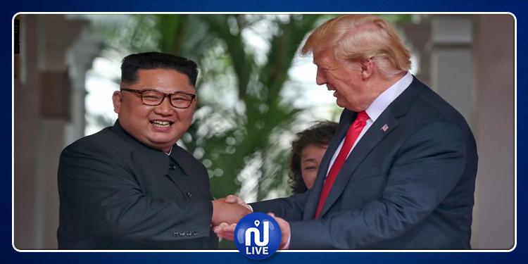 الزعيم الكوري يتلقى رسالة شخصية من ترامب