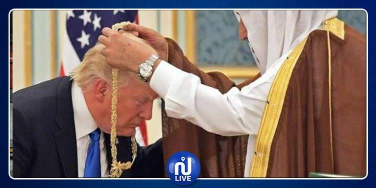 ترامب عن علاقته بالسعودية: ''فلنأخذ أموالهم''
