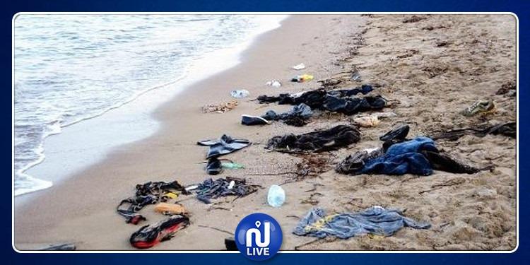 غرق مركب مهاجرين بسواحل جرجيس: انتشال80 جثة