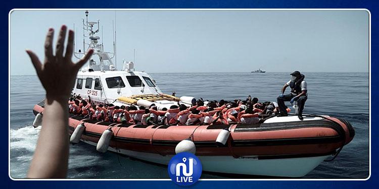 مالطا تستقبل 65 مهاجرا بعد أن منعتهم إيطاليا من دخول أراضيها