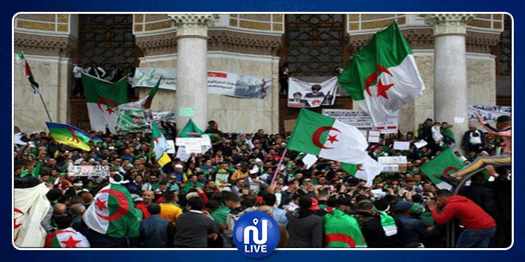 انتشار مكثف للأمن الجزائري