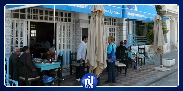 حلق الوادي:  تحرير محاضر ضد مقاهي ومطاعم استولت على الرصيف