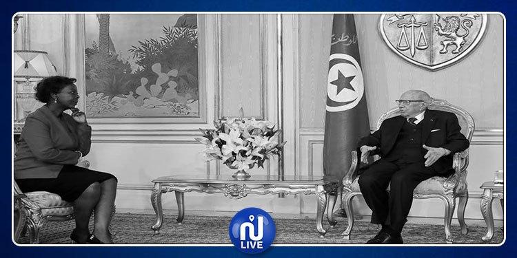 La SG de la Francophonie présente ses condoléances