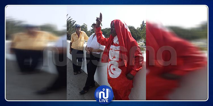 من مقبرة الجلاز.. مواطنون من مختلف الجهات لحضور جنازة الرئيس الراحل (صور + فيديو)