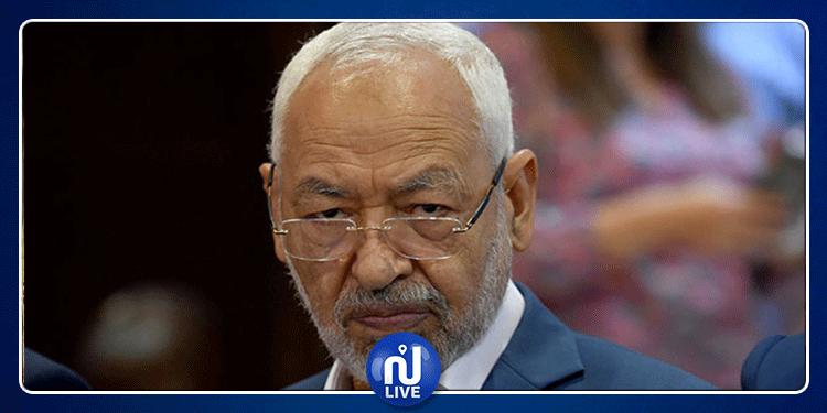 راشد الغنوشي: ''نعزي في فقيد تونس الشعب التونسي وعائلته وانفسنا''