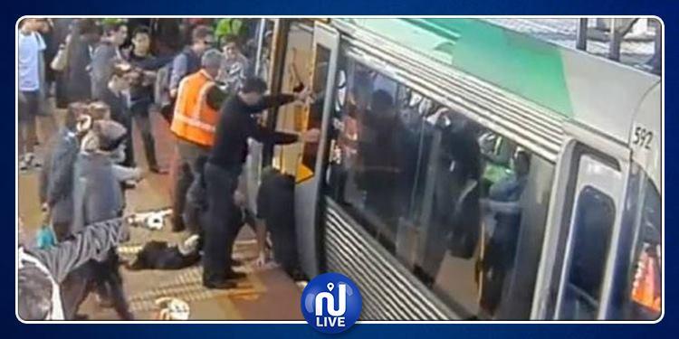 هجوم بالغاز على مترو الأنفاق في لندن