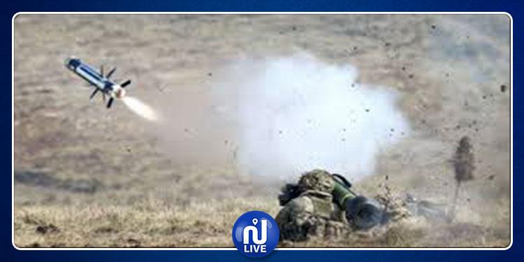 تقرير ''أفريكا انتلجنس'' يكشف مصدر الصواريخ الأمريكية في مدينة غريان