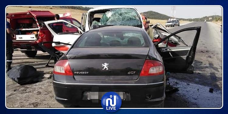 سيدي الجديدي: مقتلشخصين وإصابة 10 آخرين فياصطدام 'لواج'' بسيارة