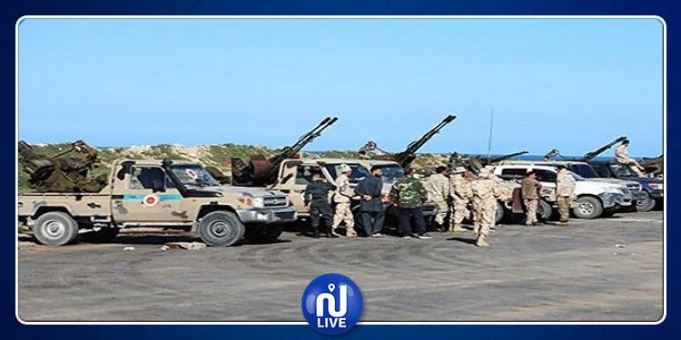 بمناسبة عيد الاضحى: القوات التابعة لخليفة حفتر تُعلن الهدنة