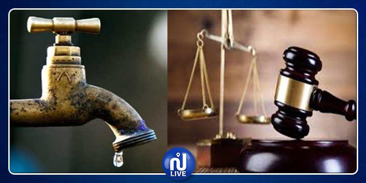 إمكانية مقاضاة الجهات المسؤولة عن انقطاع الماء الصالح للشرب