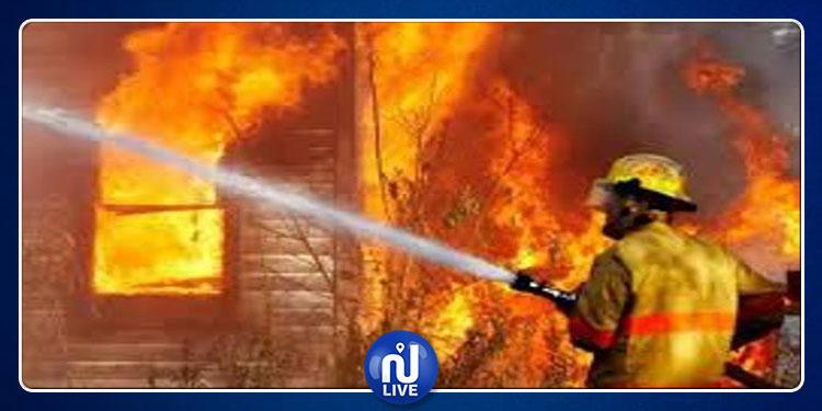 مصرع5 أطفال في حريق بإحدى دور الرعاية